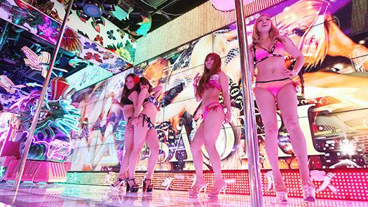 ギラギラガールズ さくら通り店|歌舞伎町/新宿★ガールズバー飲み歩きレポート