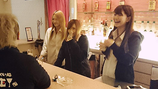 BIG BANG(ビッグバン)|すすきの/札幌★ガールズバー飲み歩きレポート