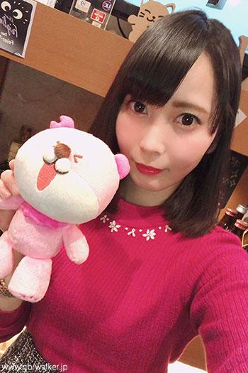 鈴木ちひろちゃんは2018年11月にデビューした現役セクシー女優!